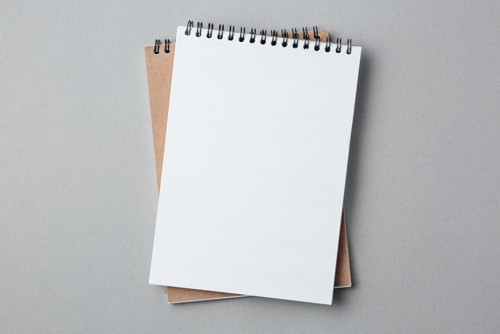 Notitieboekjes met logo
